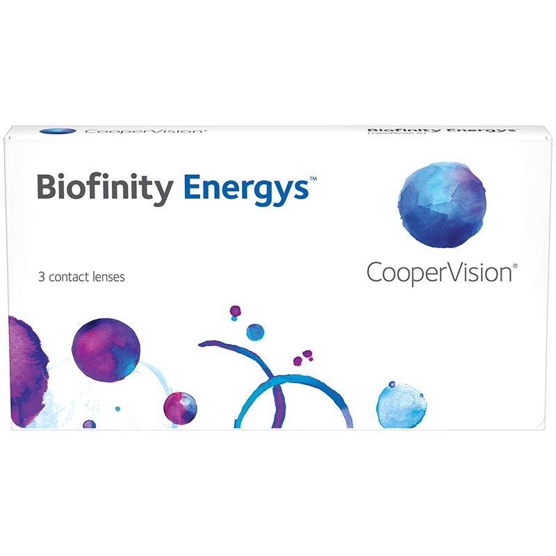 Biofinity Energys 3 szt.