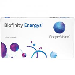 Biofinity Energys 6 szt.