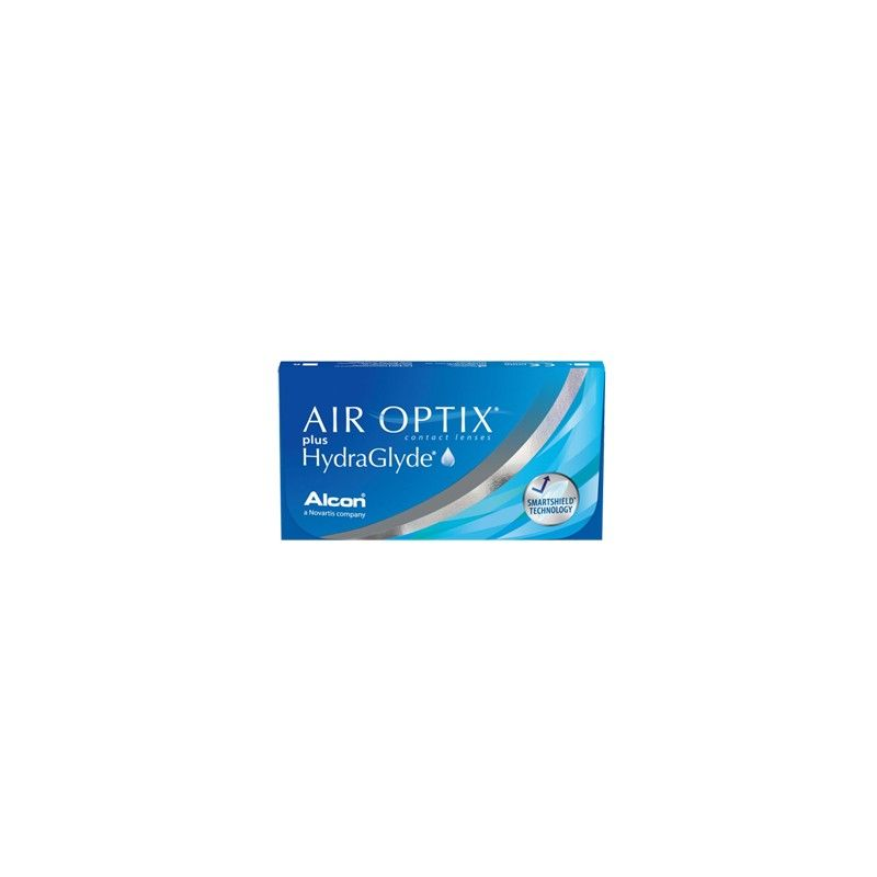 Air Optix Plus HydraGlyde 6 szt.