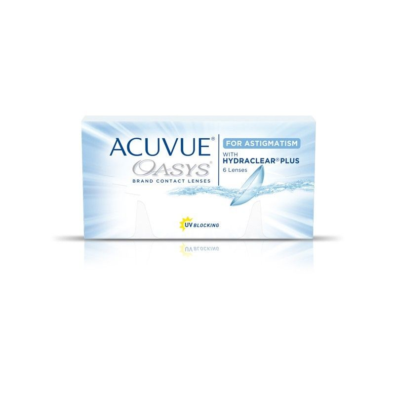 ACUVUE® OASYS for ASTIGMATISM 6szt.