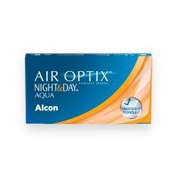 Air Optix Night&Day Aqua 3 szt.