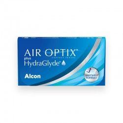 Air Optix Plus HydraGlyde 3 szt.