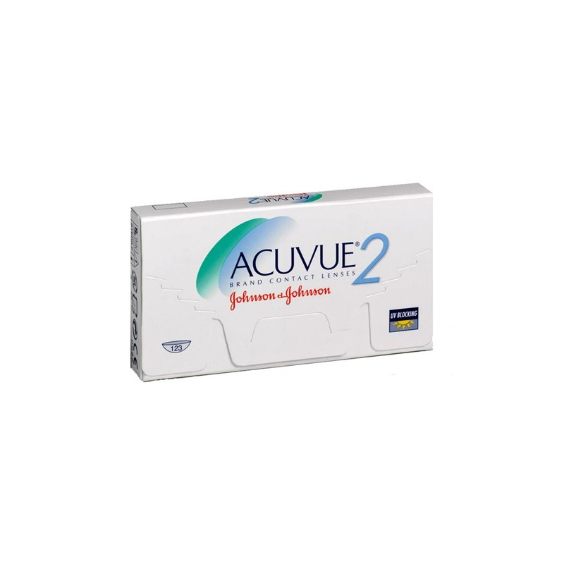 Acuvue 2 6 szt. - wyprzedaż