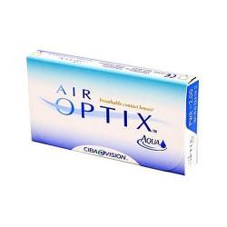 Air Optix Aqua 3 szt. - wyprzedaż