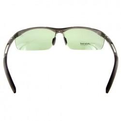 Okulary przeciwsłoneczne Sandro Bianco ROP035 Bialo srebrne - unisex