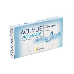 Acuvue Advance 6 szt. BC 8,7 Johnson&Johnson