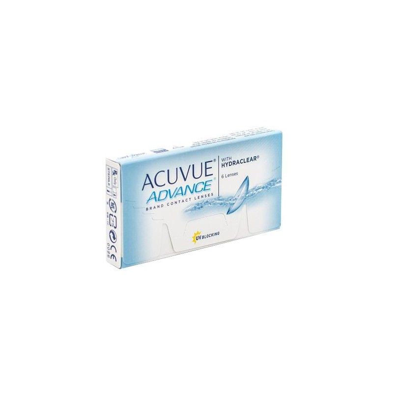 Acuvue Advance 6 szt.  - wyprzedaż