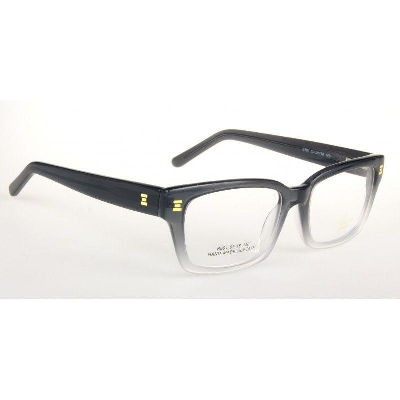 cbf2ec92861759 Oprawki okularowe Ricco - czarne - unisex | Sklep internetowy ...