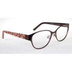 Oprawki okularowe Lorenzo MF125643 c2- brąz