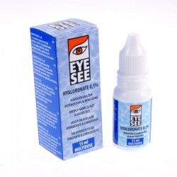 Eye See Hyaluronate 0,1% 15 ml