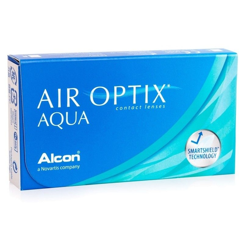 Air Optix Aqua 3 szt.