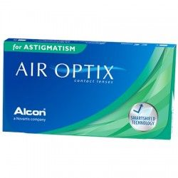 Air Optix for Astigmatism 6 szt.