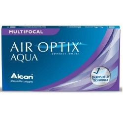 Air Optix Aqua Multifocal 6szt.