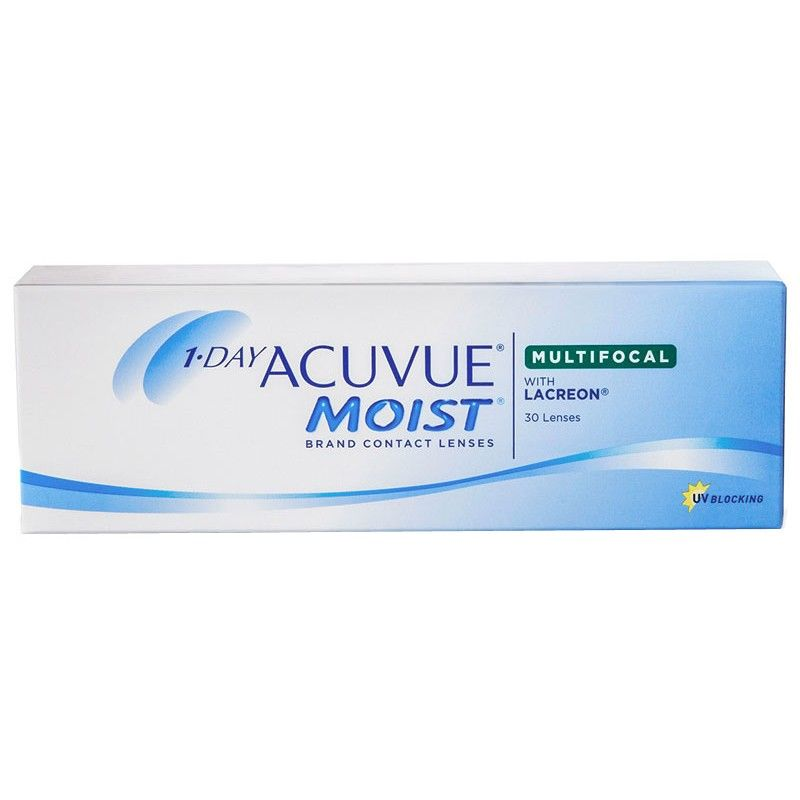 1-DAY ACUVUE® MOIST MULTIFOCAL 30 szt.