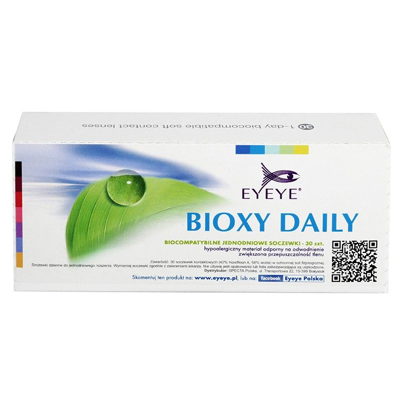 Eyeye Bioxy Daily 30 szt.