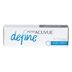 1Day Acuvue Define Natural Sparkle 30szt.