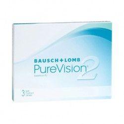 PureVision 2 - 3 szt.