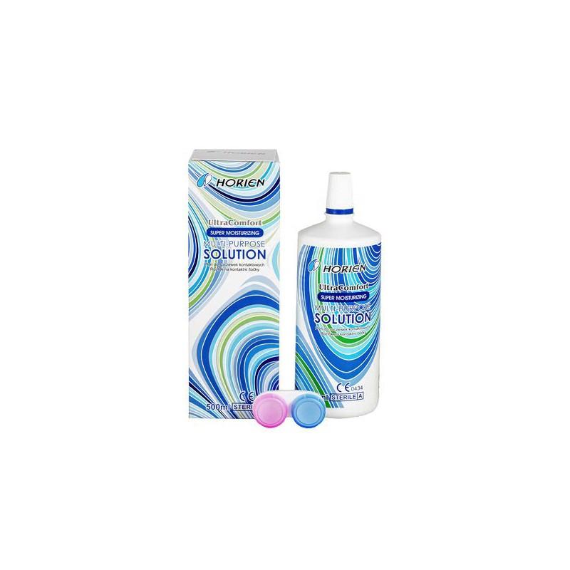 Horien Aqua Comfort Solution z Hialuronianem 500 ml