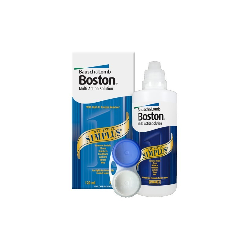 Boston Simplus B&L 120 ml