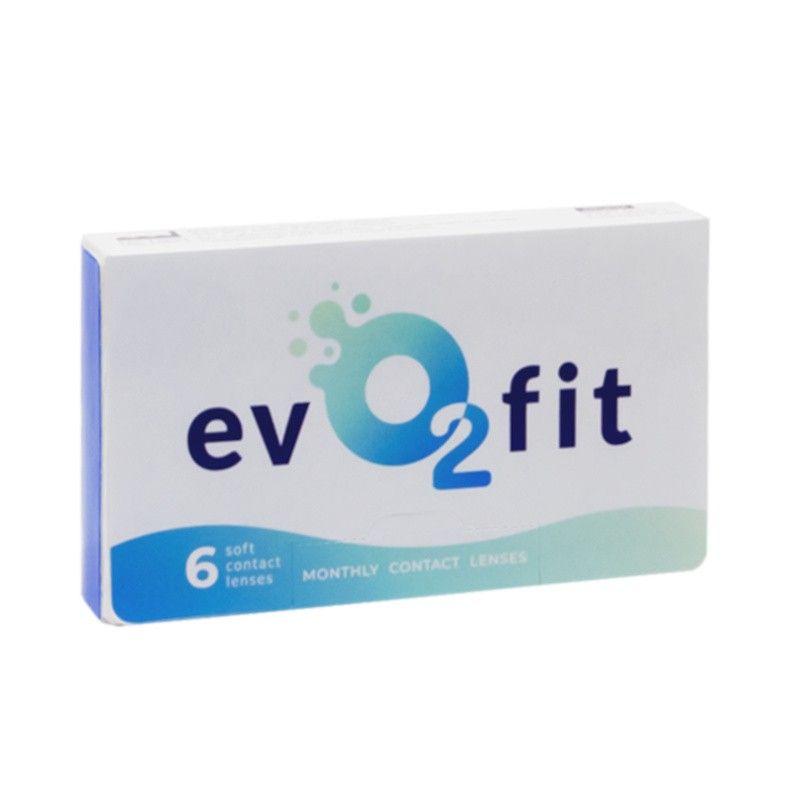 Soczewki kontaktowe miesięczne evo2fit