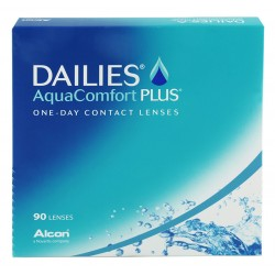 Dailies Aqua Comfort Plus 90 szt. - wyprzedaż