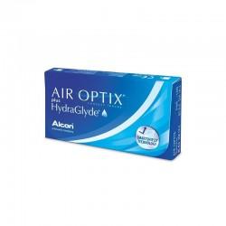 Air Optix Plus HydraGlyde 6 szt. - wyprzedaż