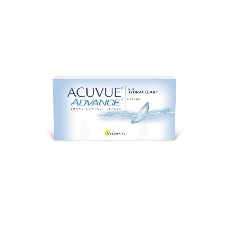 ACUVUE® ADVANCE 6 szt. - wyprzedaż