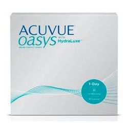 Acuvue Oasys 1-Day with HydraLuxe 90 szt. BC 8,5 - wyprzedaż