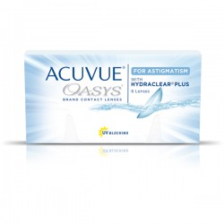ACUVUE® OASYS for ASTIGMATISM 6 szt.