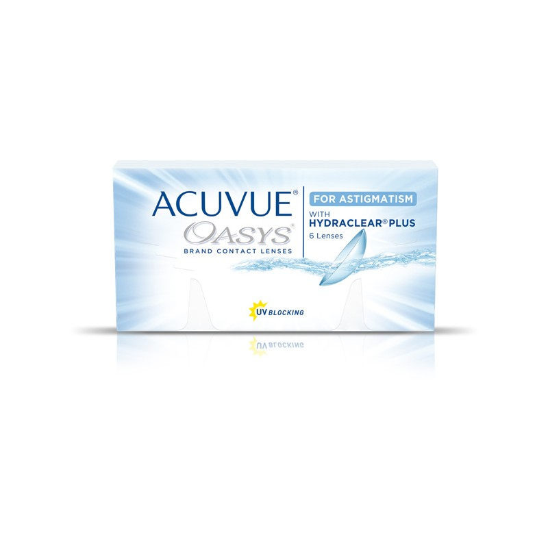 ACUVUE ® OASYS for ASTIGMATISM 6 szt.